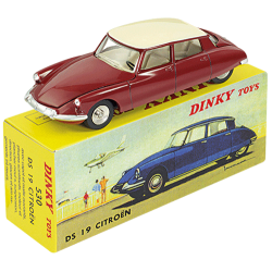 Citroën DS 19 type 1955