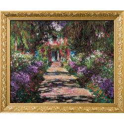 Le Jardin en fleurs de...
