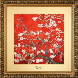 L'Amandier Rouge de Van Gogh
