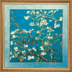 L'Amandier Bleu de Van Gogh