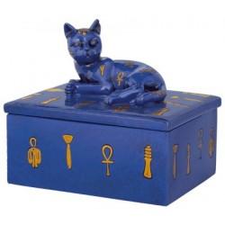 La Boîte à Bijoux Chat Bastet