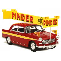 Peugeot 404 Cirque Pinder