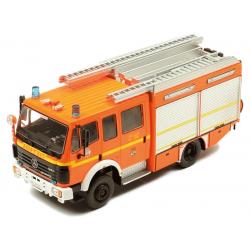 Mercedes Pompiers de Hambourg