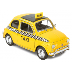 Fiat 500 Taxi type 1957