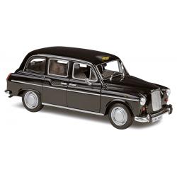 Taxi Anglais Historique