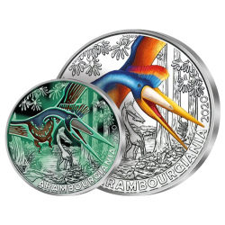 3 €uros L'Arambourgiania 2020