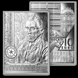 10 Euros Argent Van Gogh 2020
