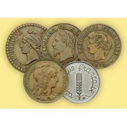 Tous les Centimes du Franc