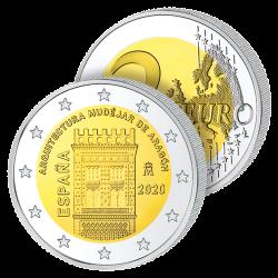 2 Euros Espagne 2020 – Tour...