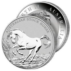 Stock Horse Australien