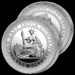 Monnaie de Sainte-Hélène 2020