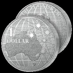Dollar Argent Pur de la...