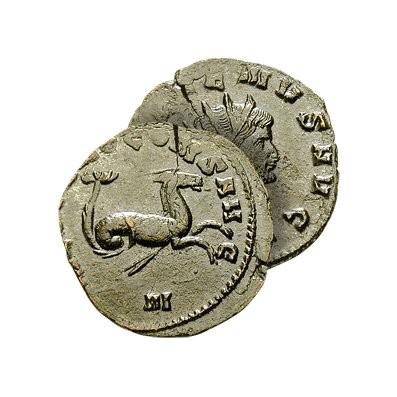 La Monnaie Romaine de l'Hippocampe