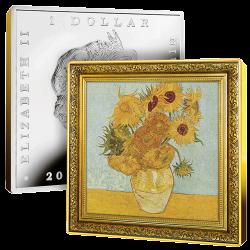 Dollar Argent Pur Van Gogh...