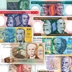 Les 10 Authentiques Billets du Brésil