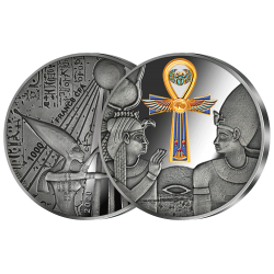 La Monnaie Ankh, Signe de Vie