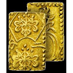 Monnaie Or du Samouraï
