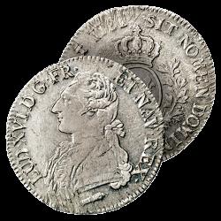 Écu d'Argent de Louis XVI