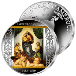 La Monnaie Madone Sixtine