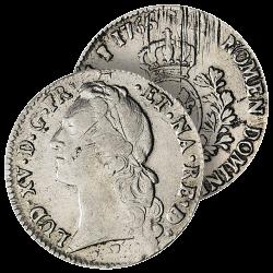 Écu d'Argent de Louis XV