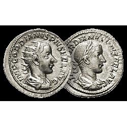 Les Deux Monnaies Argent de...