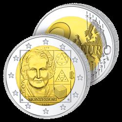 2 Euros Italie 2020 – Maria...