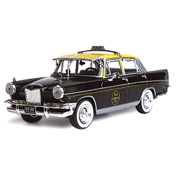 Taxi de Buenos Aires 1963