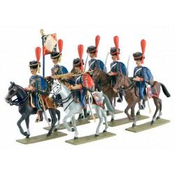 Artilleurs à cheval de la Grande Armée