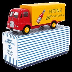 La Dinky Van Ketchup Heinz...