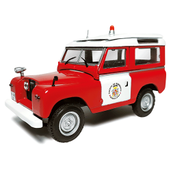 Land Rover Pompiers –...