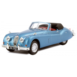 Jaguar XK 140 Élégance 1957