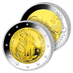 2 Euros Vatican 2019 –...