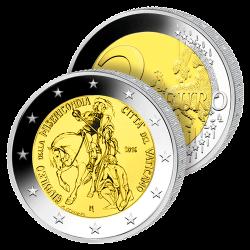 2 Euros Vatican 2016 –...