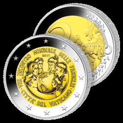 2 Euros Vatican 2015 –...
