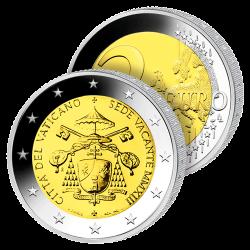 2 Euros Vatican 2013 – Sede...