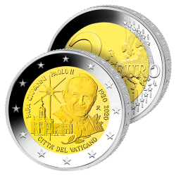 2 Euros Vatican 2020 –...