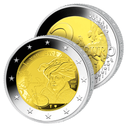 2 Euros Belgique 2020 – Jan...