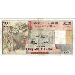 5.000 Francs Apollon type 1937