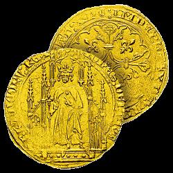 Royal d'Or de Jean II Le Bon