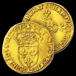 Écu d'Or au Soleil d'Henri III