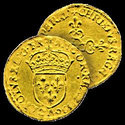 Écu d'Or de Charles X –...