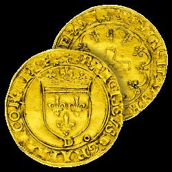 Écu d'Or de François Ier...