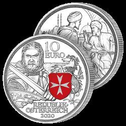 10€ Couleur Détermination 2020