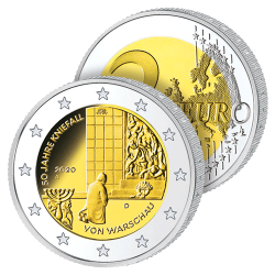 2 Euros Allemagne 2020 –...