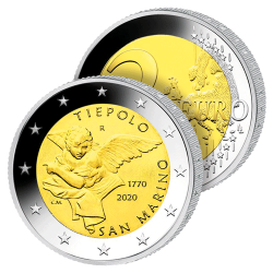 2 Euros Saint-Marin 2020 –...