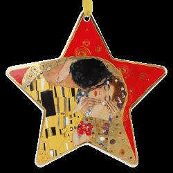 Étoile Le Baiser de Klimt