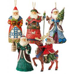 Les 5 Pères Noël 2020-2021
