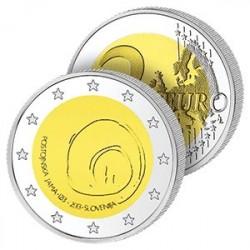 2 Euros Slovénie 2013 - Grotte de Postojna