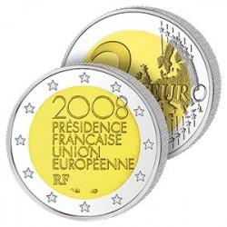 2 Euros France 2008 – Présidence de l'Union Européenne