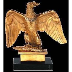 L'Aigle Impériale en Bronze